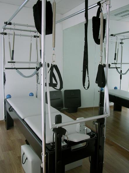 Estudio Pilates Individualizado.