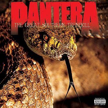 """L'album dei #Pantera intitolato """"The great southern trendkill"""" nella speciale edizione uscita per il 20° anniversario."""