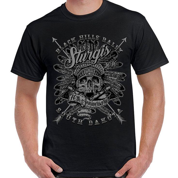 >> Click to Buy << Gildan mens t-shirt  Sturgis 2016 Tomahawk T-Shirt #Affiliate