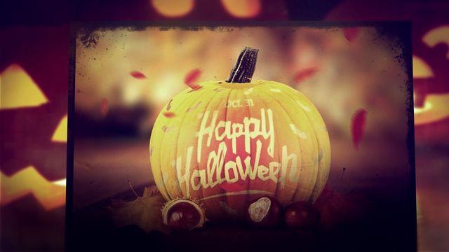 Happy Halloween Grüße