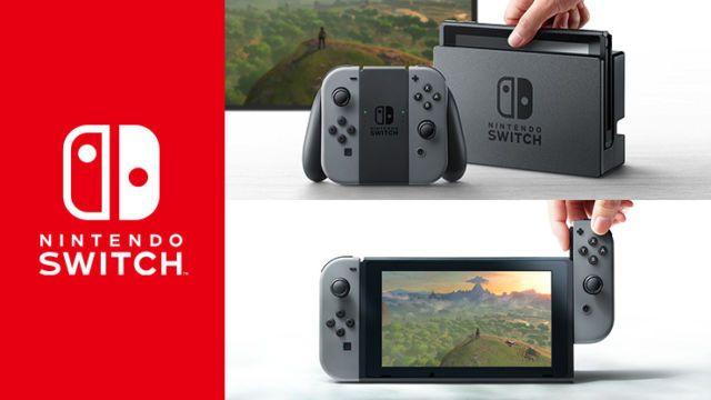 Nintendo Switch (Ill.: Nintendo)