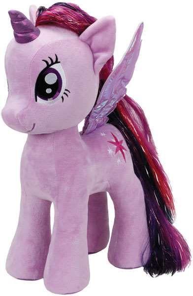 TY, My Little Pony, Twilight Sparkle, Large