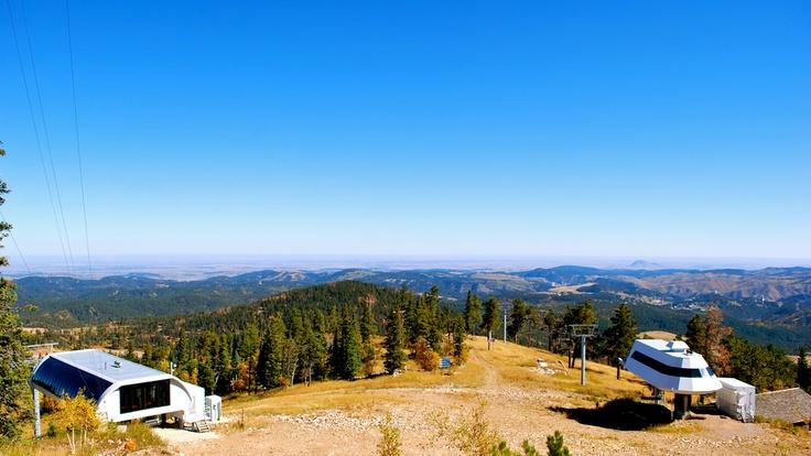 Terry Peak Lookout in South Dakota