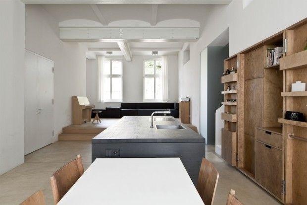 Appartement Am Urban par Thomas Bendel - Journal du Design