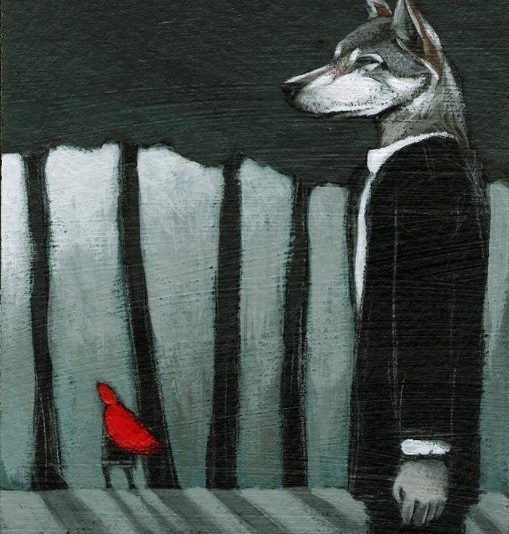 Скифия: Интересное: Вечерняя красная шапочка 14