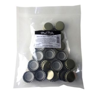 MAD MILLIE'S BOTTLE CAPS - 55 PACK