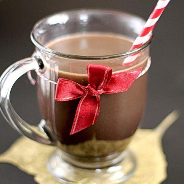 Mexican Mocha Coffee Creamer Recipe Peppermint mocha