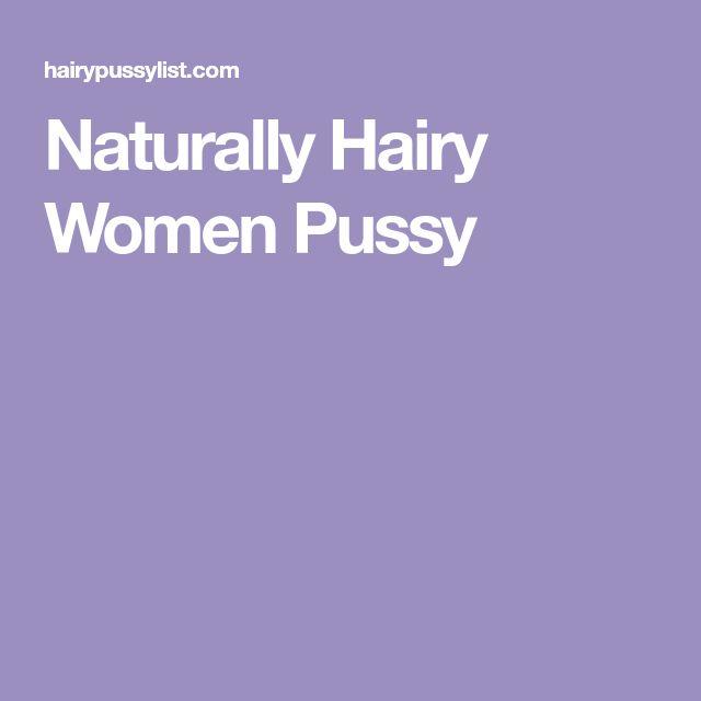 Naturally Hairy Women 104