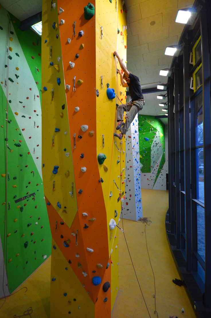 98 best Climbing Gyms images on Pinterest   Fitness studio, Gym and ...