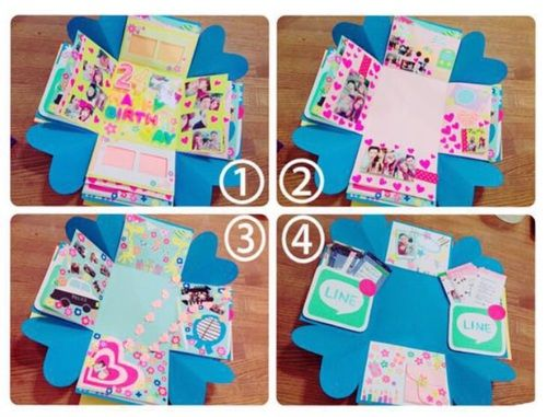 サプライズボックス♡ | サムシング・フォー西崎の小さな幸せ日記