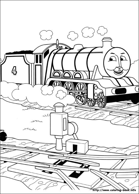 216 besten Thomas the Train & Friends / Thomas & ses amis Bilder auf ...