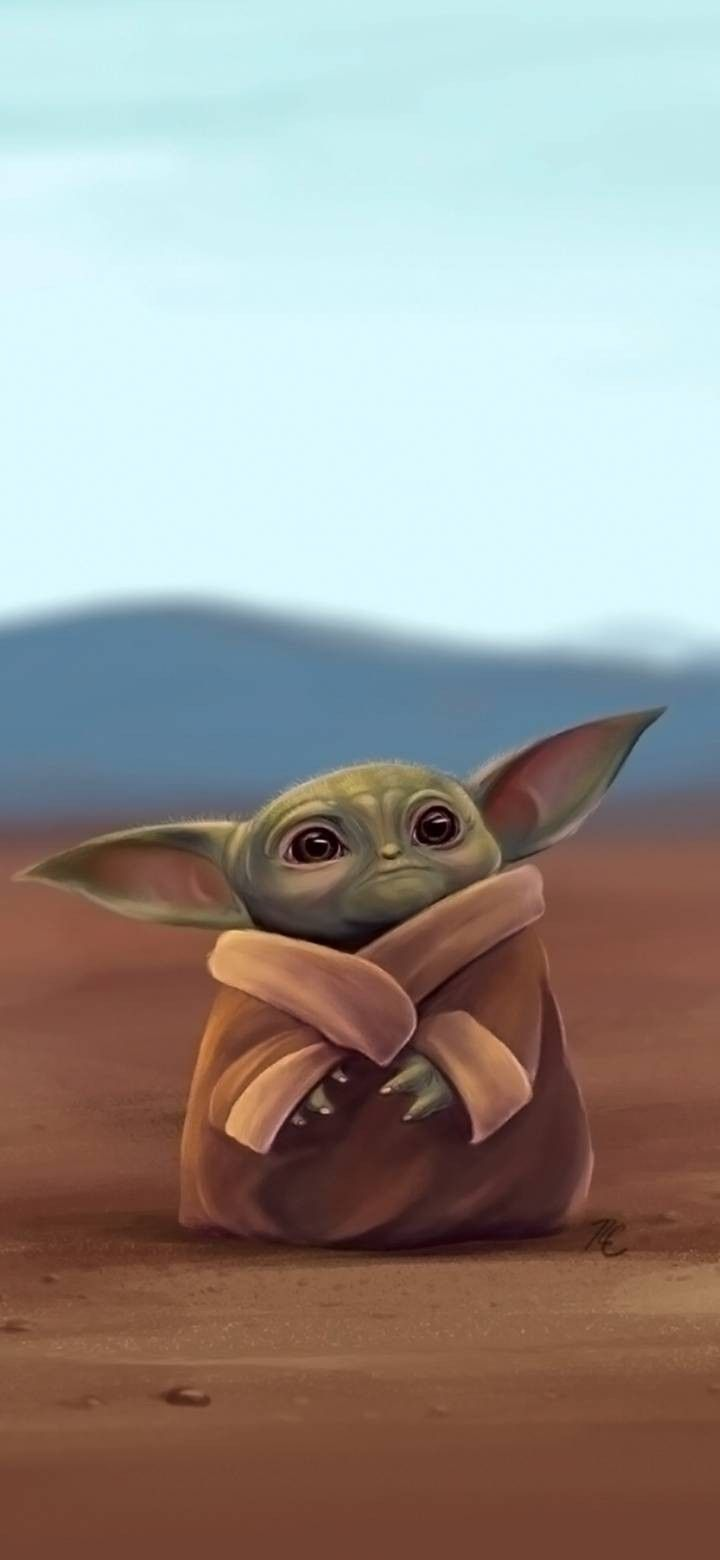 Pin By Trishaathome M On Baby Yoda And Star Wars Yoda Wallpaper Mandalorian Wallpaper