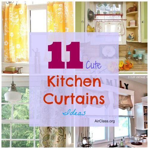 Home Ideas, Windows And Curtain Ideas