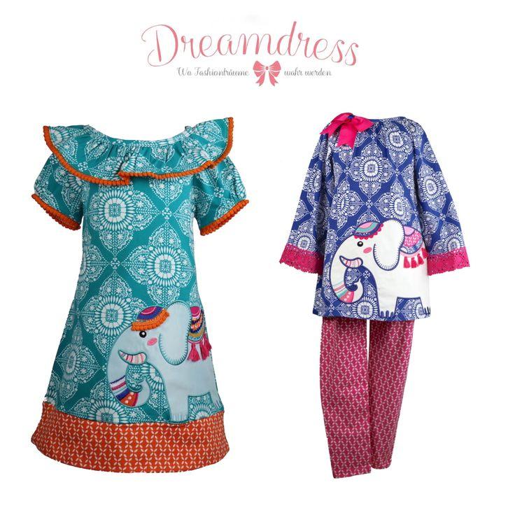 Gefunden auf Dreamdress.at! #mädchenmode, #mädchen, #leggingSet, #kindermode, #mädchenkleid