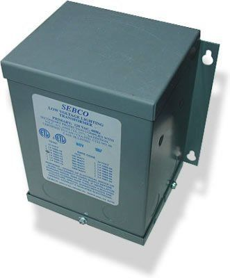 300-watt 24-volt Magnetic Low Voltage Transformer by Sebco. $169.90. This 300-watt low voltage magnetic transformer, backed by a 10-year warranty, will power your 24-volt halogen or xenon lighting systems.