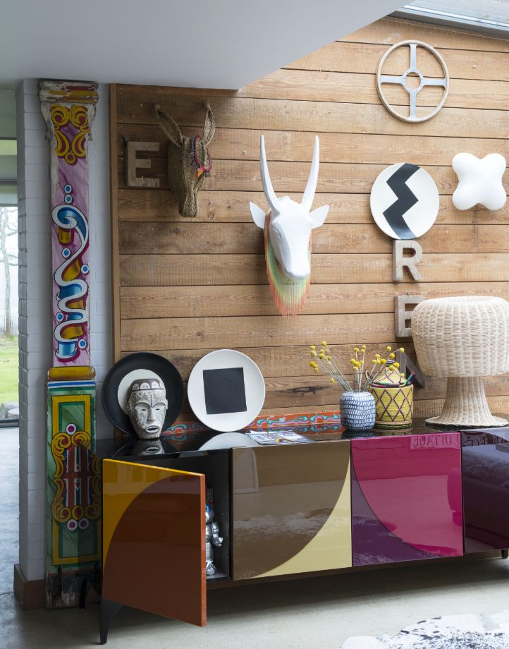 Room Swoon: Travel inspired living room | Life.Style.etc