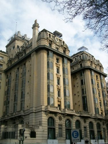 HOTEL PLAZA SAN MARTIN BUENOS AIRES ARGENTINA