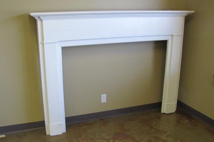 build a fireplace surround kit woodworking projects plans
