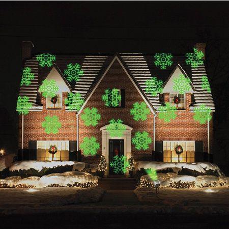 die besten 25 outdoor christmas light projector ideen auf - Christmas Projector Outdoor