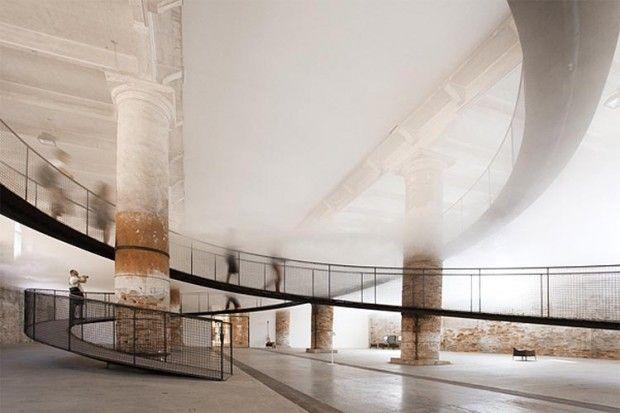 Cloudscapes par Tetsuo Kondo Architects & Transsolar