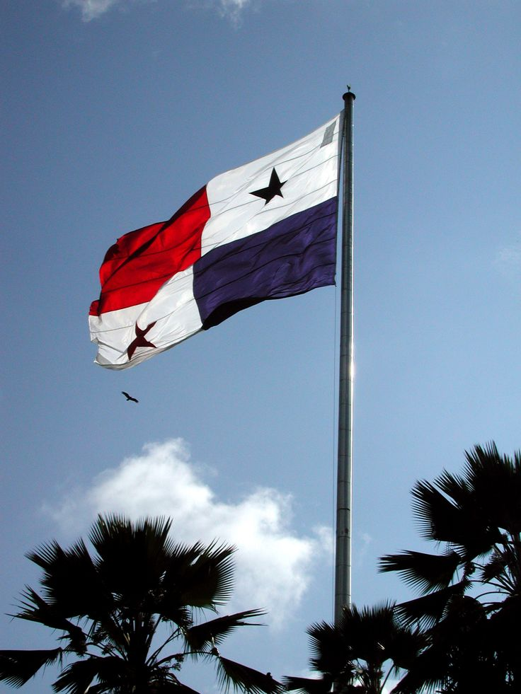 The Flag of Panama was officially adopted in 1925