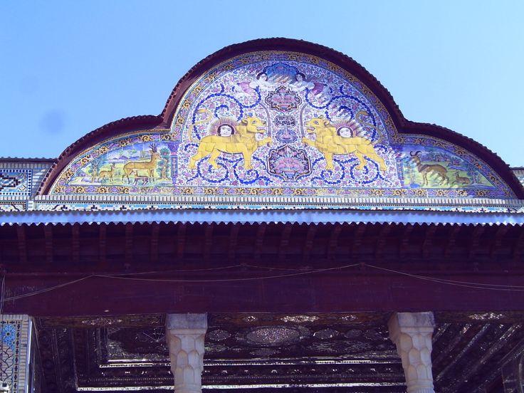 Shiraz. Naranjestan