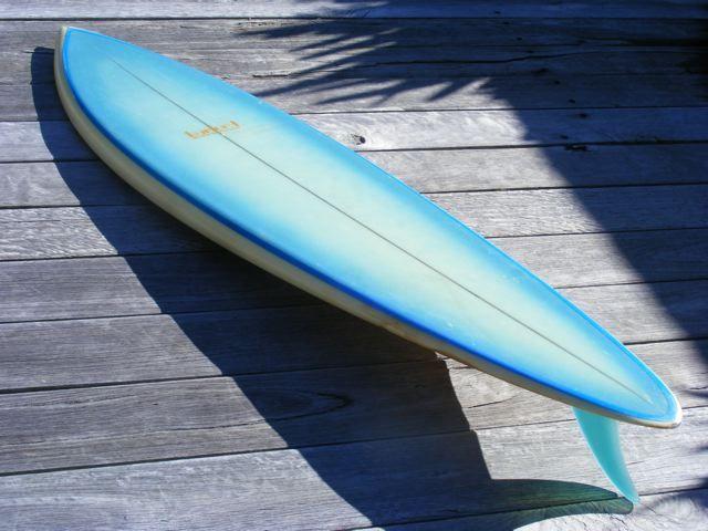 pinlines surfboards | Burford Single Fin Surfboard