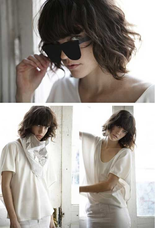 4 Stylish Short Haircut Ideas That Can Make You Look Feminine  Read full article---> http://womenkingdom.com/4-stylish-short-haircut-ideas-that-can-make-you-look-feminine-flattering