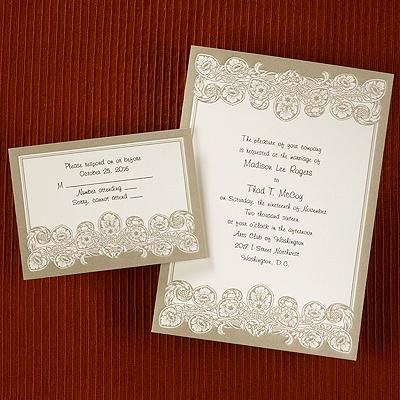 27 best Wedding Invitations images on Pinterest Craft wedding