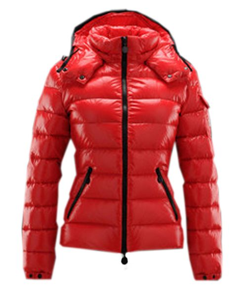 Moncler Jacket Womens Red