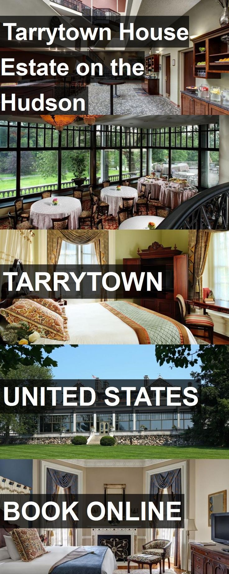 Hotel Tarrytown House Estate on the Hudson in Tarrytown, United States. For more information, photos, reviews and best prices please follow the link. #UnitedStates #Tarrytown #travel #vacation #hotel