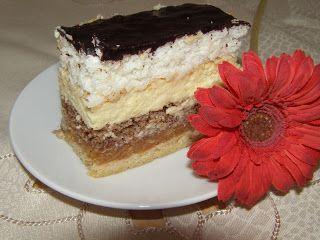 Agusiowe Gotowanie: Ciasto z kokosem i orzechami :)