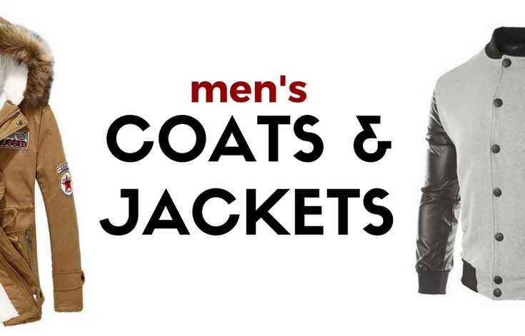 Save up to 78% on Men's Coats and Jackets only at SHOPERZ  https://shoperz.com/collections/mens-jackets-coats