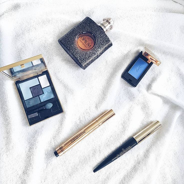 """790 Likes, 30 Comments - Style & Beauty by ARIANNE (@ariannechavasse) on Instagram: """"Starting my morning with some love ❤️@yslbeauty  PS Tutorial coming out soon👌💫 #flatlay #ysl…"""""""