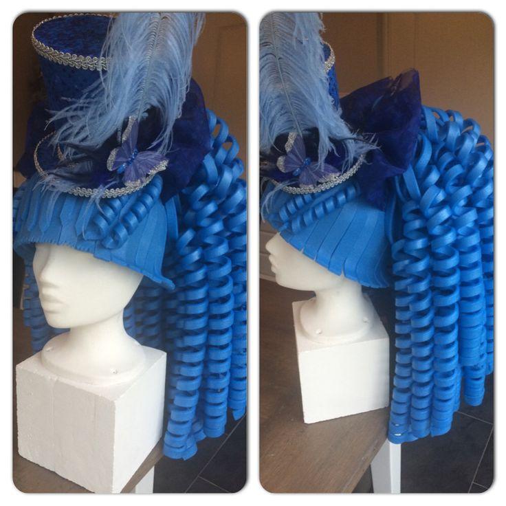 Foam pruik/ foam wig