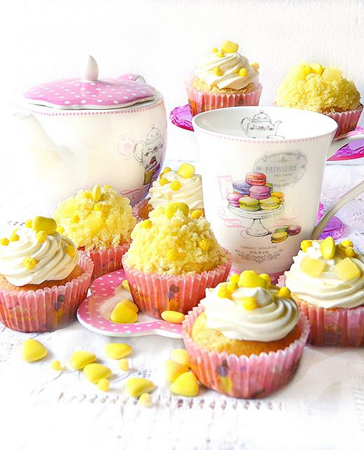 Mimosa Cupcake   Cuisine - Dolci   Pinterest   Donna d'errico, Cupcake ...