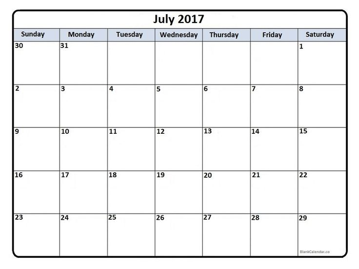 The 25+ best 2017 july calendar ideas on Pinterest August - office calendar templates
