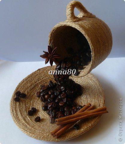 Летающая чашка кофе. Мастер-классы | Домохозяйка