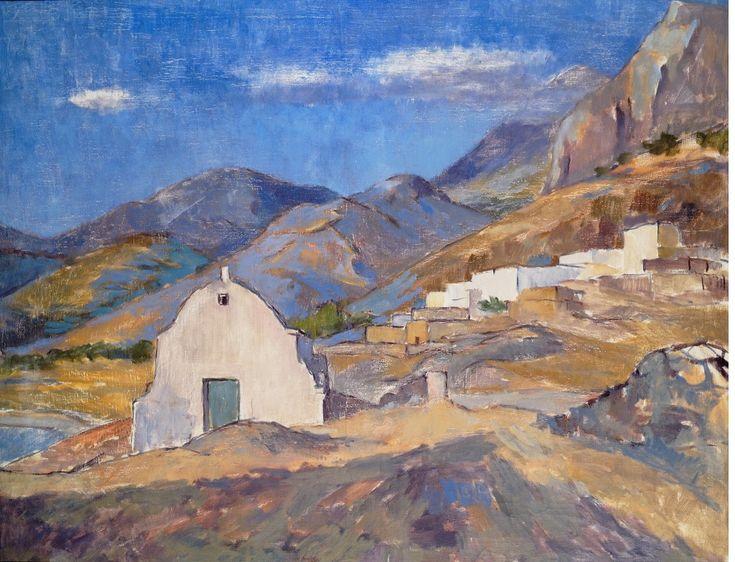 Davis -Ο Δημήτρης Δάβης γεννήθηκε το 1905 στην Κρήτη.Μετά την αποφοίτησή του εισάγεται στην καλών τεχνών της Αθήνας.Το 1924 αναχωρεί για το Μόναχο και σπουδάζει στην ακαδημία του Μονάχου.Επιστρέφει το 1929 και το 1932 εγκαθίσταται στην Αθήνα.Η δεκαετία του 30 είναι μια ιδιαίτερη παραγωγική δεκαετία της ζωής του.Κάνει πορτρέτα,χαλκογραφίες και χαρακτικά.