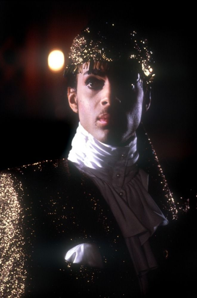 Prince in Under the Cherry Moon (1986).