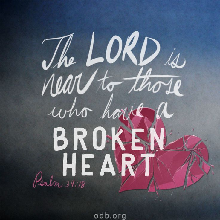 """""""The Lord is near to those who have a broken heart, and saves such as have a contrite spirit"""" (Ps. 34:17-18). ~ By putting ourselves in the shoes of others and allowing our hearts to feel compassion, we can help those who are hurting. We can be near them as God is with us and sit close to them. At the right time, the Holy Spirit will give us the words to say, if they are needed."""