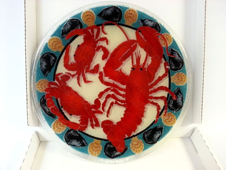 Peggy Karr - Lobster, Crabs & Muscles