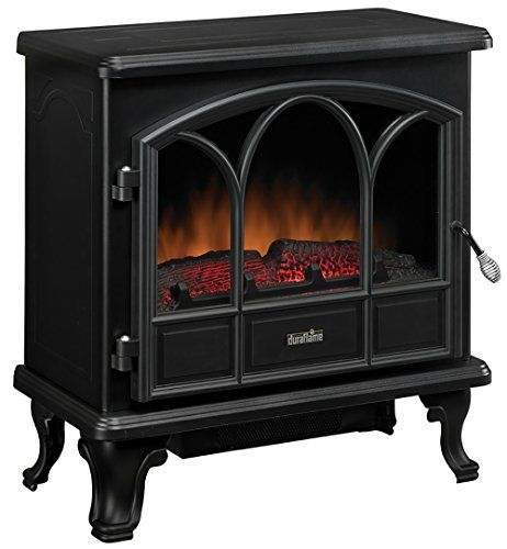 best electric fireplace heater reviews -Duraflame DFS-750-1 Pendleton Electric Stove Heater