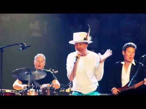 The Tragically Hip - Tired As Fuck - Vancouver, BC July 24th 2016 - YouTube