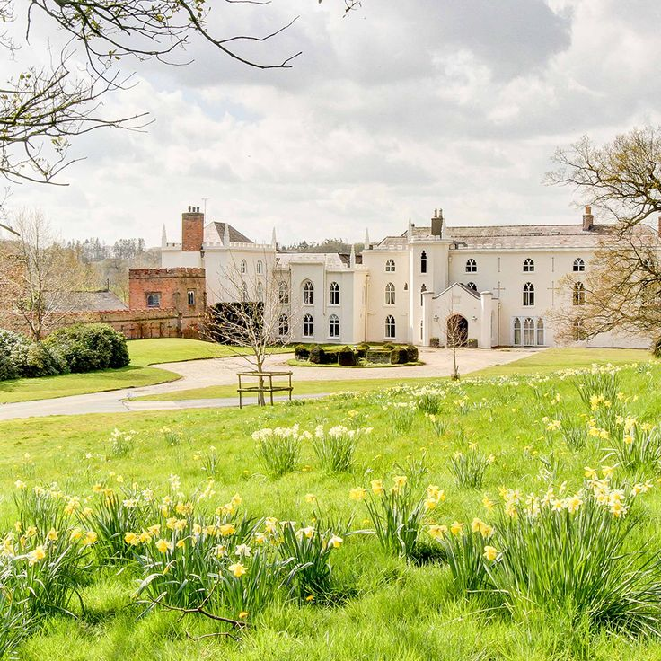 The sixteenth century Abbey is a beautiful medieval building also perfect as a backdrop for wedding photos #combermereabbey #cheshirewedding #weddingaccommodation