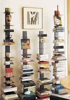 46 best Bookshelves images on Pinterest | Bookshelf design, Book ...