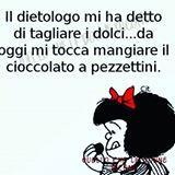 #BuonInizioSettimana #Lunedì #Ottobre #cioccolato #dieta