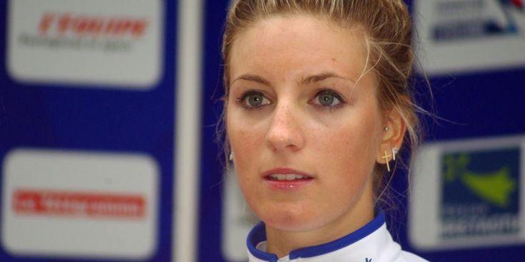 """Pauline Ferrand-Prévot Ferrand-Prévot trouve """"honteuse"""" la qualification d'Armitstead - La cycliste française Pauline Ferrand-Prévot, qui avait vigoureusement réagi mardi à l'autorisation donnée par le Tribunal arbitral du sport à la championne du monde..."""