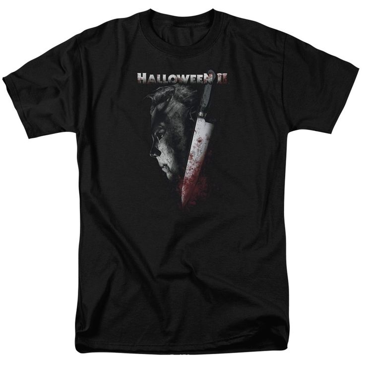 """Checkout our #LicensedGear products FREE SHIPPING + 10% OFF Coupon Code """"Official"""" Halloween Ii / Cold Gaze - Short Sleeve Adult 18 / 1 - Halloween Ii / Cold Gaze - Short Sleeve Adult 18 / 1 - Price: $29.99. Buy now at https://officiallylicensedgear.com/halloween-ii-cold-gaze-short-sleeve-adult-18-1"""