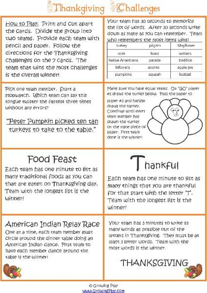 34 Best Images About Thanksgiving Theme Social Learning